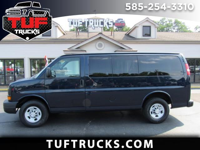 2015 Chevrolet Express 2500 12 Passenger Van
