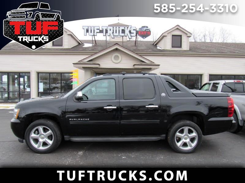 2013 Chevrolet Avalanche LT Crew Cab Black Diamond Edition