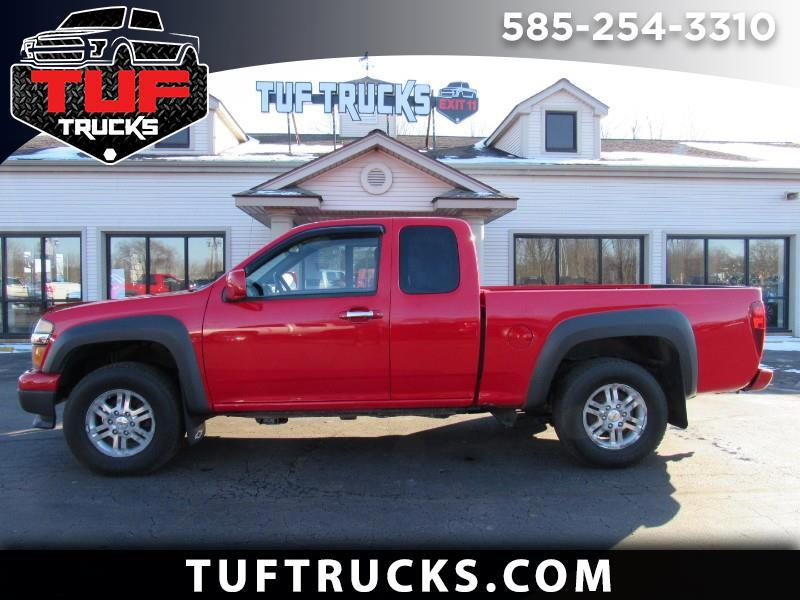 2012 Chevrolet Colorado 1LT Ext. Cab 4WD
