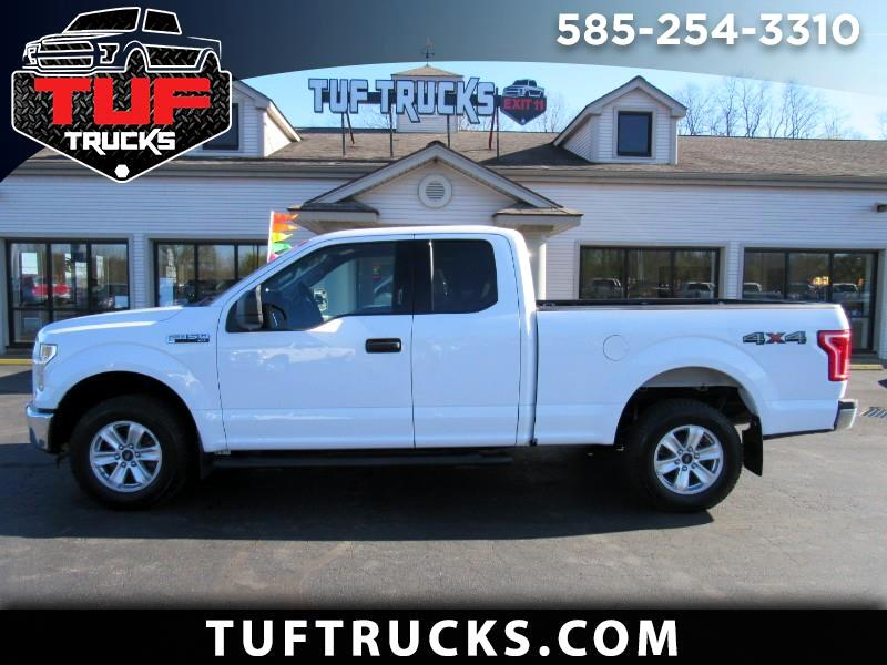 2015 Ford F-150 XLT SuperCab Sport Appearance Package 4x4