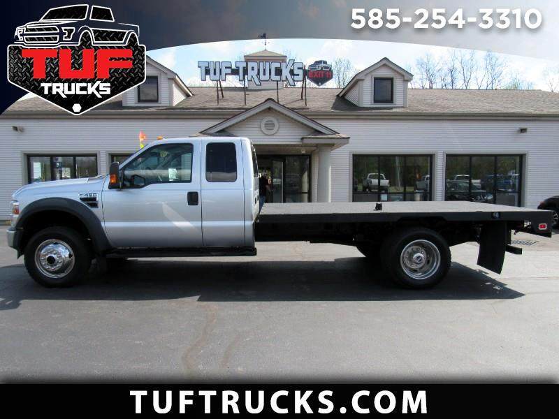 2010 Ford F-450 SD SuperCab DRW 4WD