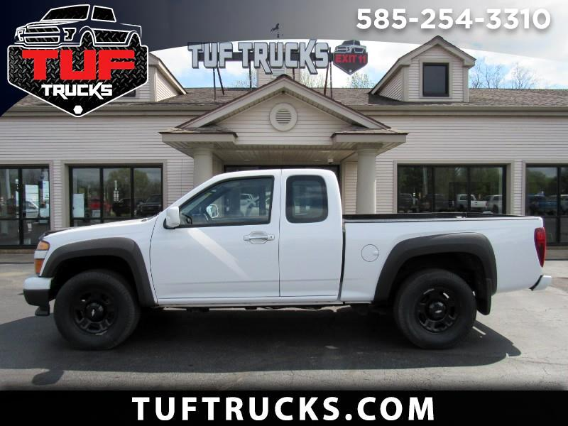 2011 Chevrolet Colorado Extended Cab 4x4