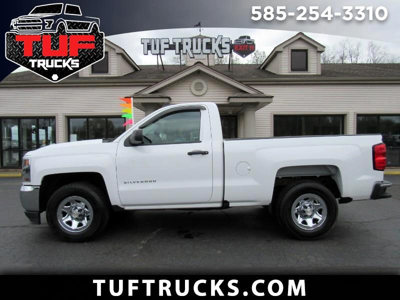 2016 Chevrolet Silverado 1500 LS Regular Cab
