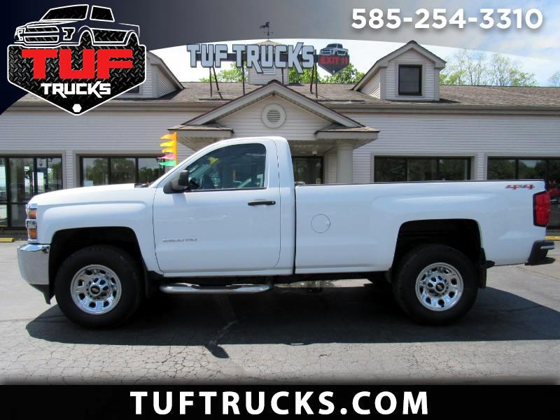 2015 Chevrolet Silverado 2500HD Regular Cab 4x4 2500HD