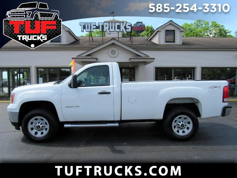 2012 GMC Sierra 3500HD Regular Cab 3500HD 4x4