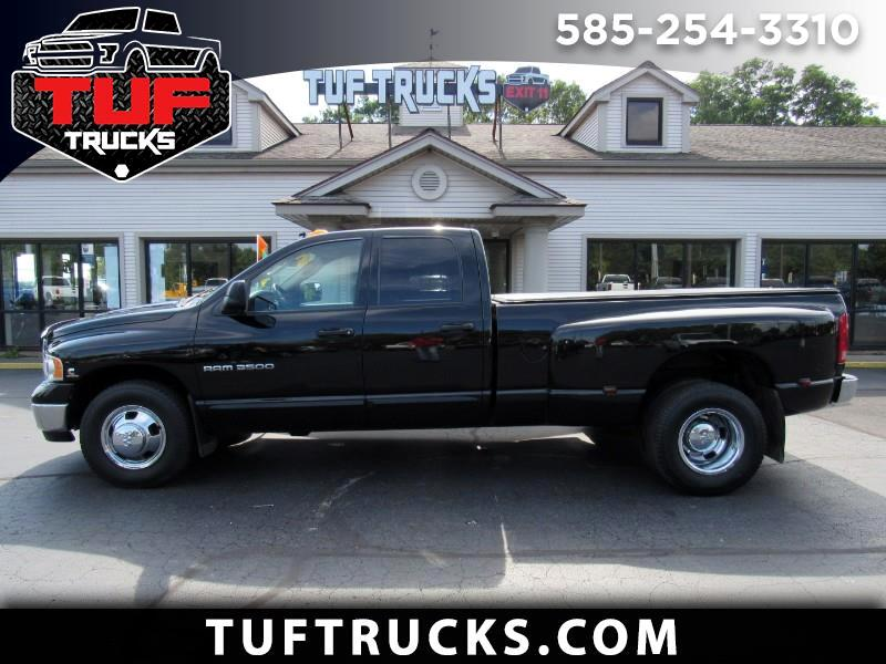 Dodge Ram 3500 ST Quad Cab Long Bed 2WD DRW 2003
