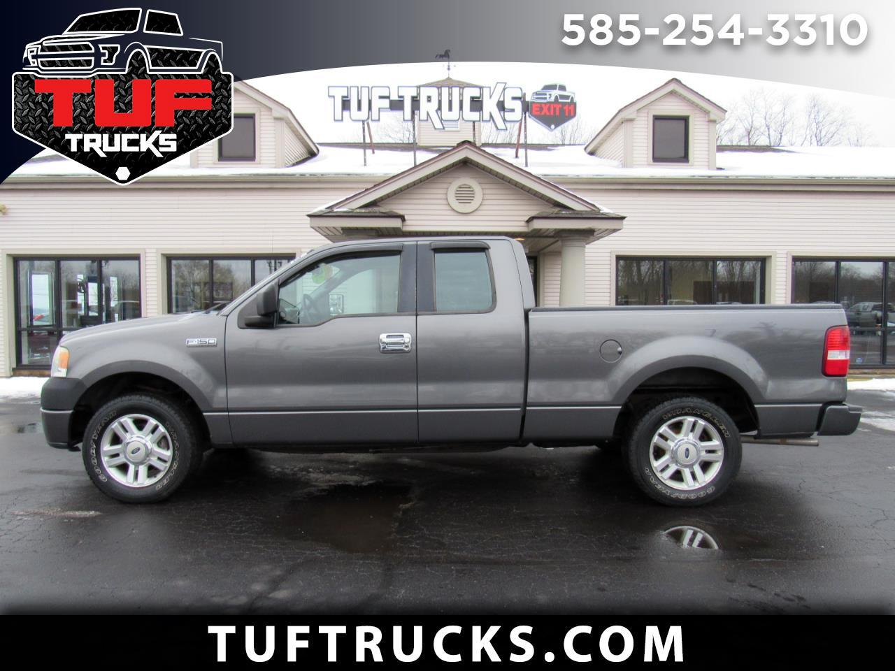 Ford F-150 XL SuperCab 2WD 2006