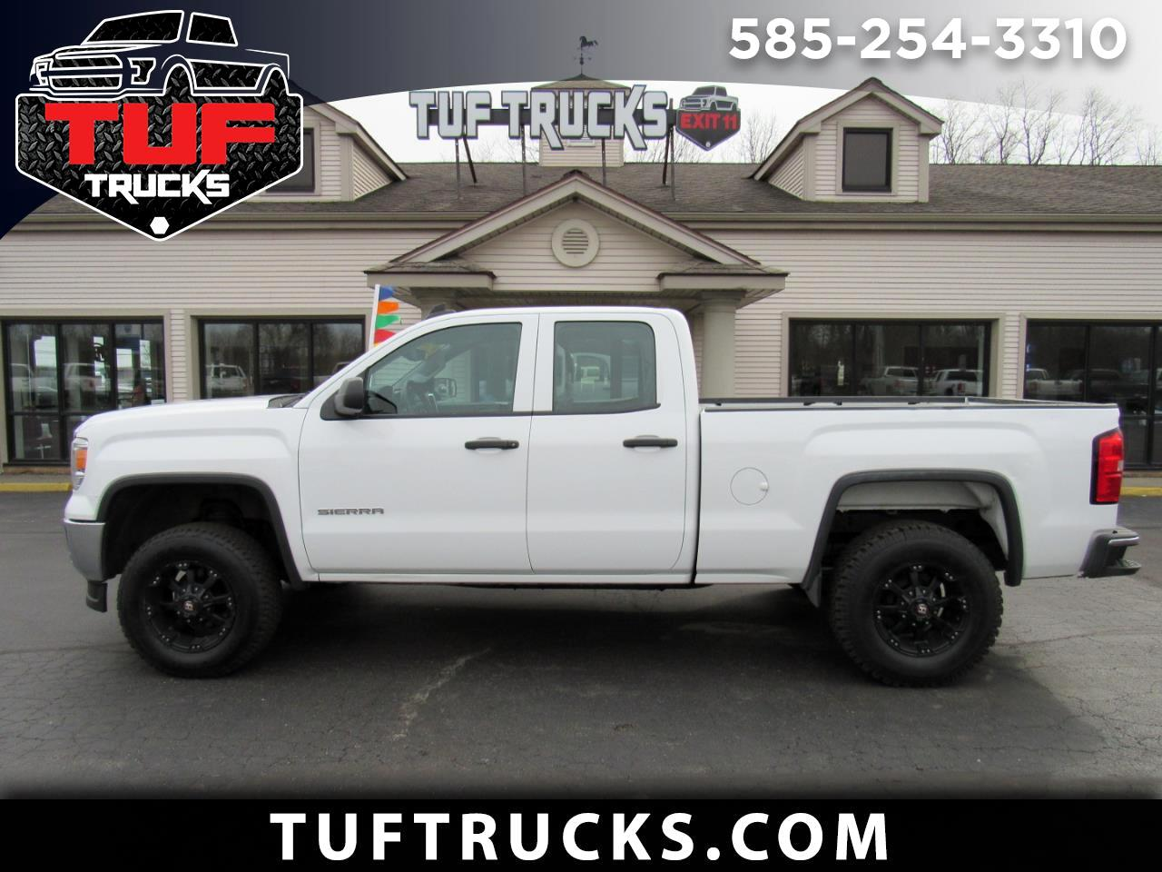 GMC Sierra 1500 Base Double Cab 2WD 2015