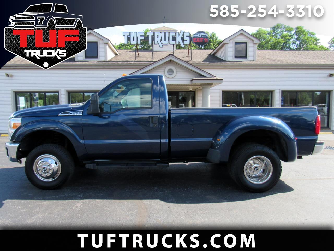 Ford F-350 SD XLT DRW 4WD 2013