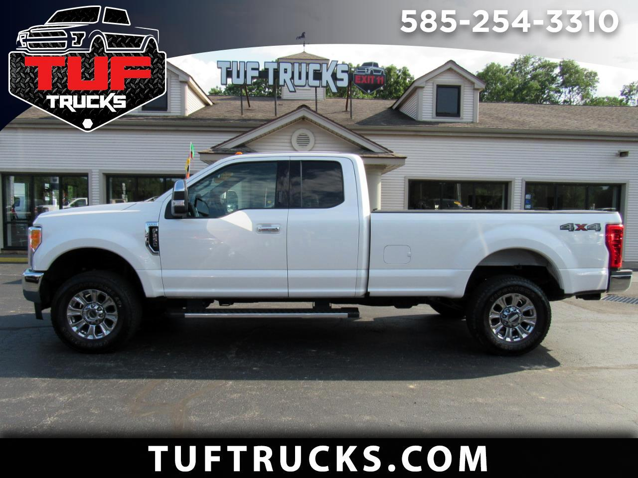 Ford F-250 SD Lariat SuperCab Long Bed 4WD 2017