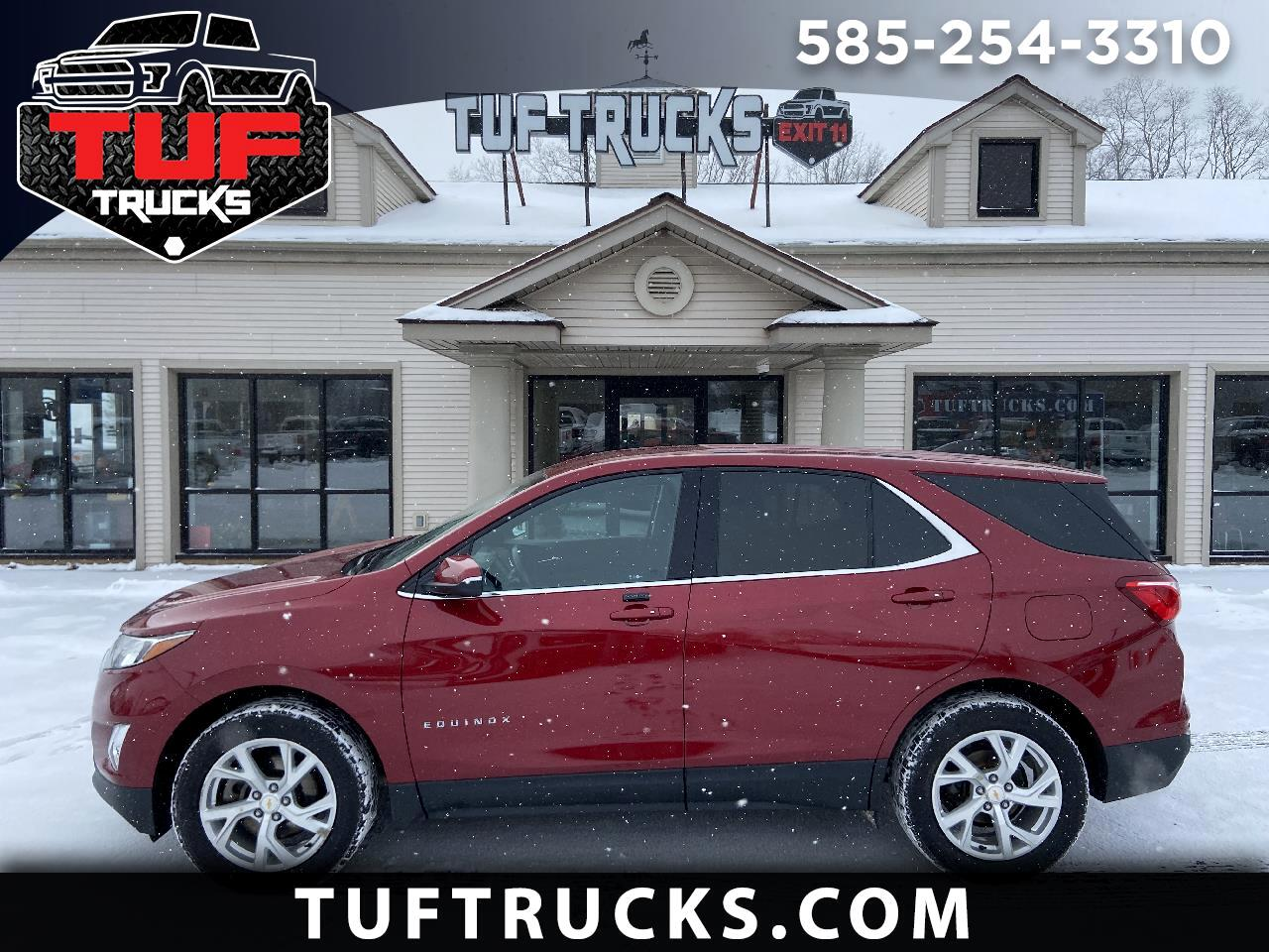 Chevrolet Equinox LT AWD 2018