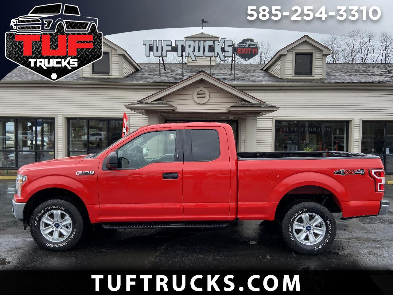 Ford F-150 XLT SuperCab 6.5-ft. Bed 4WD 2020
