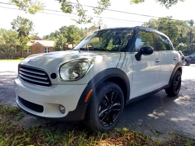 2014 MINI Countryman Base