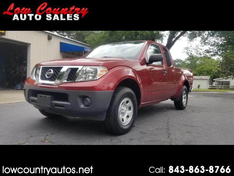 2015 Nissan Frontier S King Cab I4 5AT 2WD