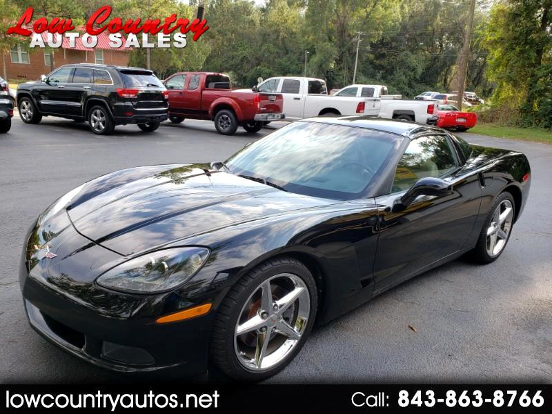 2013 Chevrolet Corvette Premium Coupe 3LT