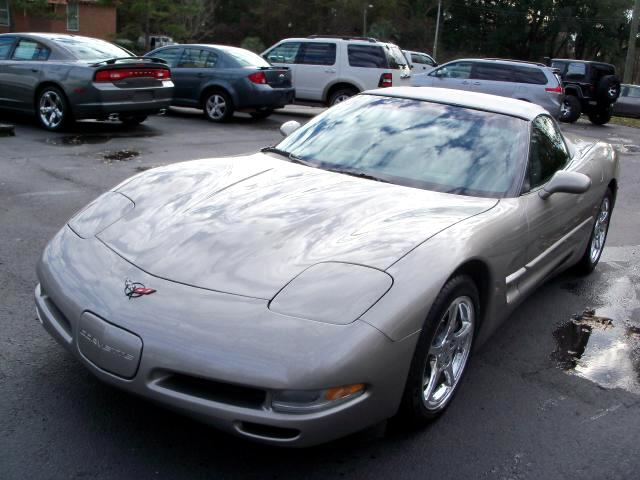 2002 Chevrolet Corvette Convertible