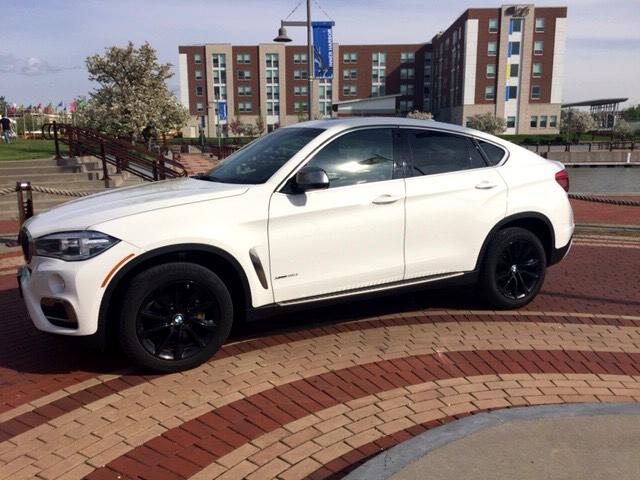 2015 BMW X6 AWD 4dr xDrive35i
