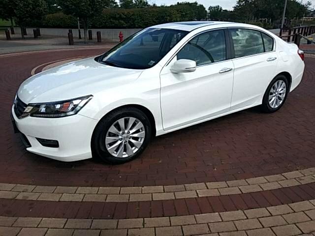 2014 Honda Accord EX Sedan CVT