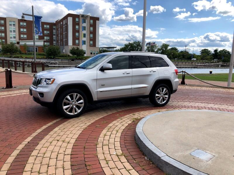 2011 Jeep Grand Cherokee 4WD 4dr 70th Anniversary