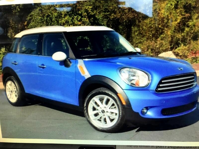 MINI Countryman Cooper S ALL4 2014