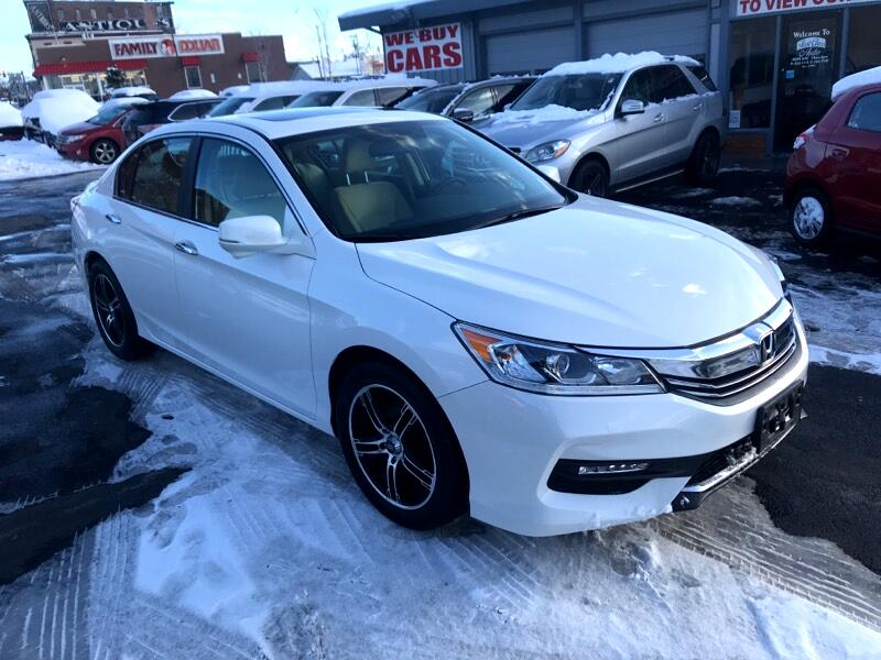 Honda Accord EX Sedan CVT 2016