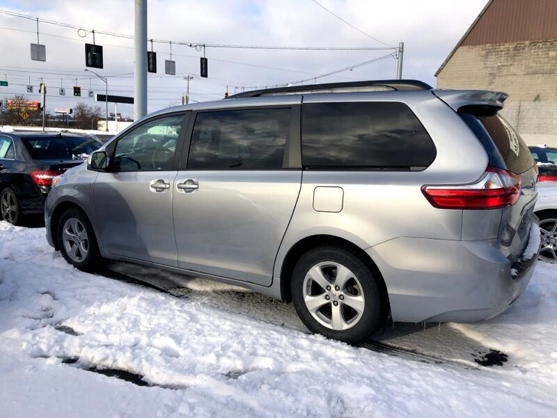 Toyota Sienna LE FWD 8-Passenger V6 2015