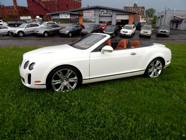 Used 2011 Bentley Continental Supersports For Sale In Syracuse Ny