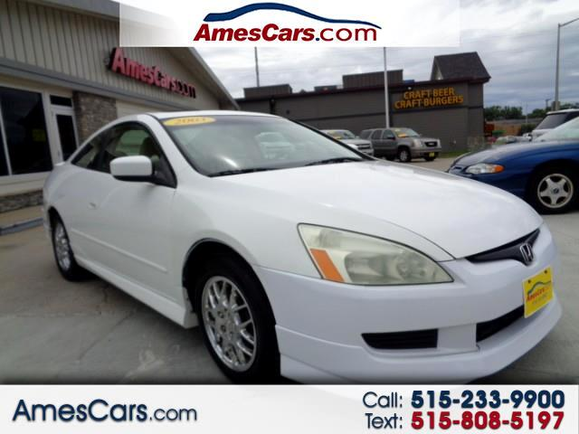 2003 Honda Accord EX V6 coupe AT