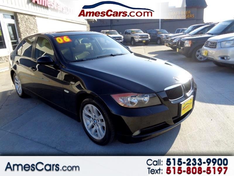 2006 BMW 3 Series 325xi 4dr Sdn AWD