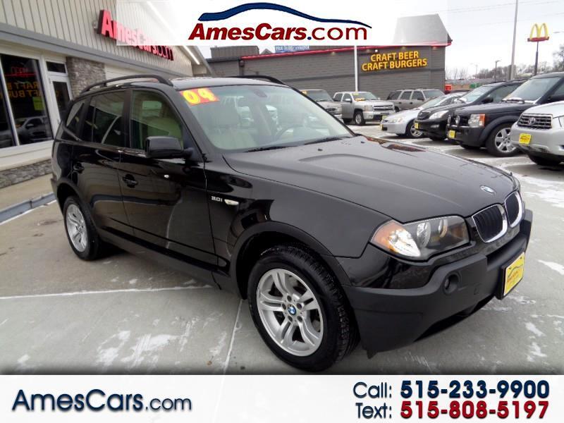 2004 BMW X3 X3 4dr AWD 3.0i