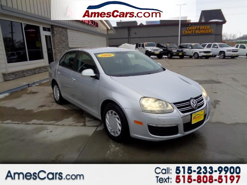 2006 Volkswagen Jetta Sedan 4dr Value Edition Auto