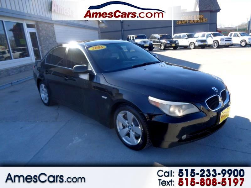 2006 BMW 5 Series 525xi 4dr Sdn AWD