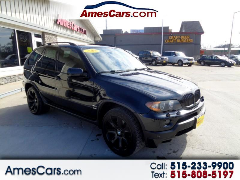 2006 BMW X5 X5 4dr AWD 4.8is