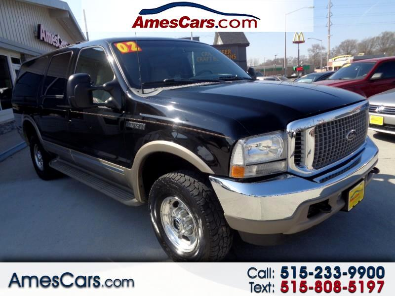 2002 Ford Excursion 137