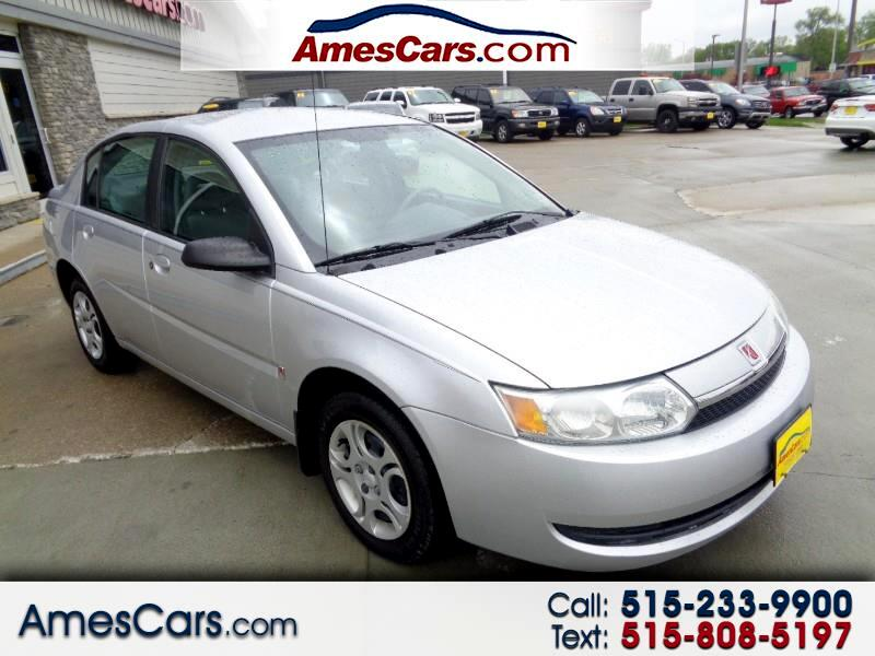 2003 Saturn ION ION 2 4dr Sdn Auto