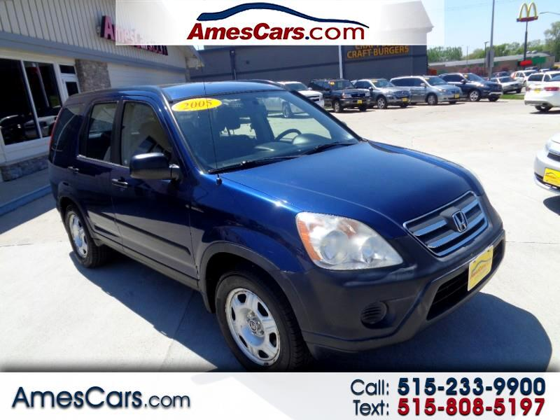 2005 Honda CR-V 2WD LX AT