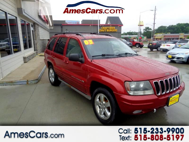 2003 Jeep Grand Cherokee 4dr Overland 4WD