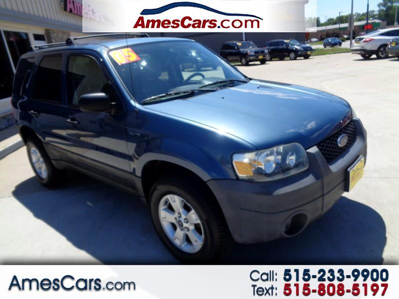 "2005 Ford Escape 4dr 103"" WB 3.0L XLT"