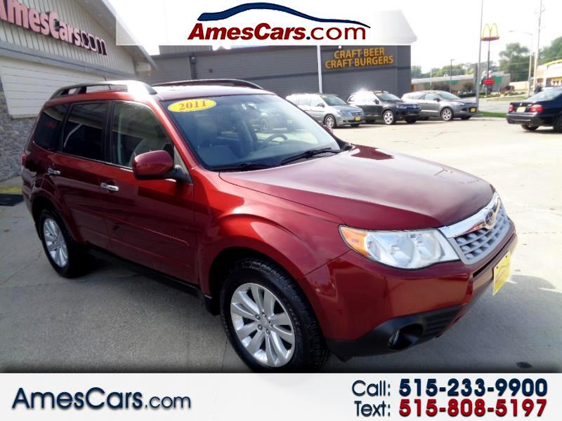 2011 Subaru Forester 4dr Auto 2.5X Limited