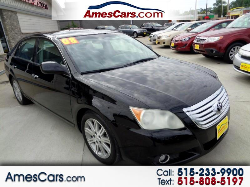 Toyota Avalon 4dr Sdn Limited (Natl) 2008