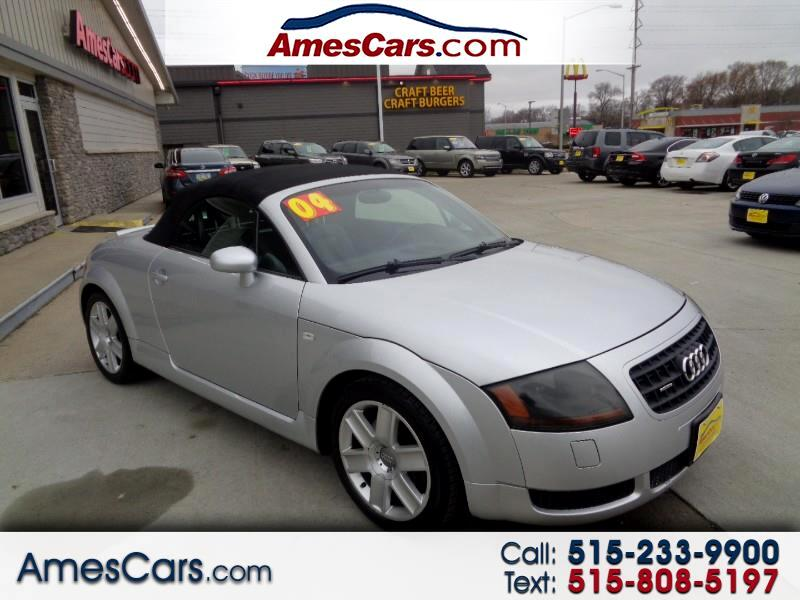Audi TT 2dr Roadster quattro Manual 2004