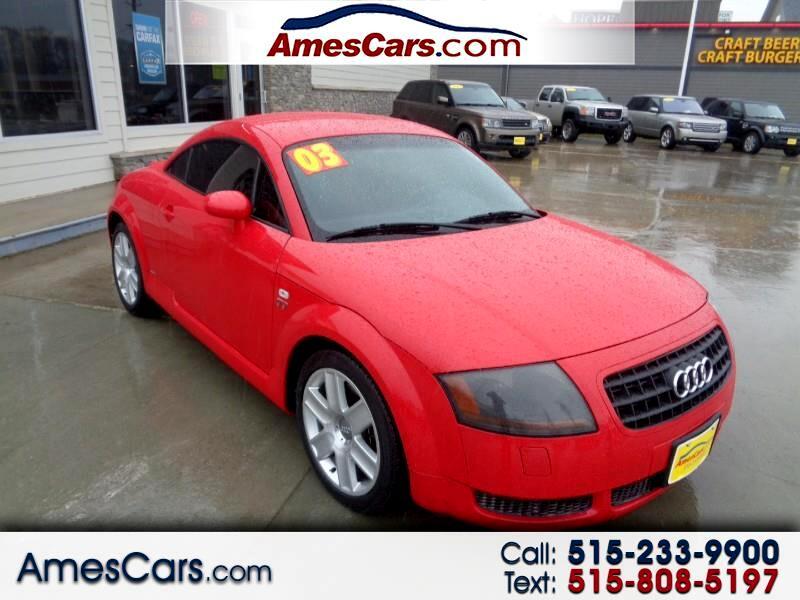 Audi TT 2dr Cpe Auto 2003