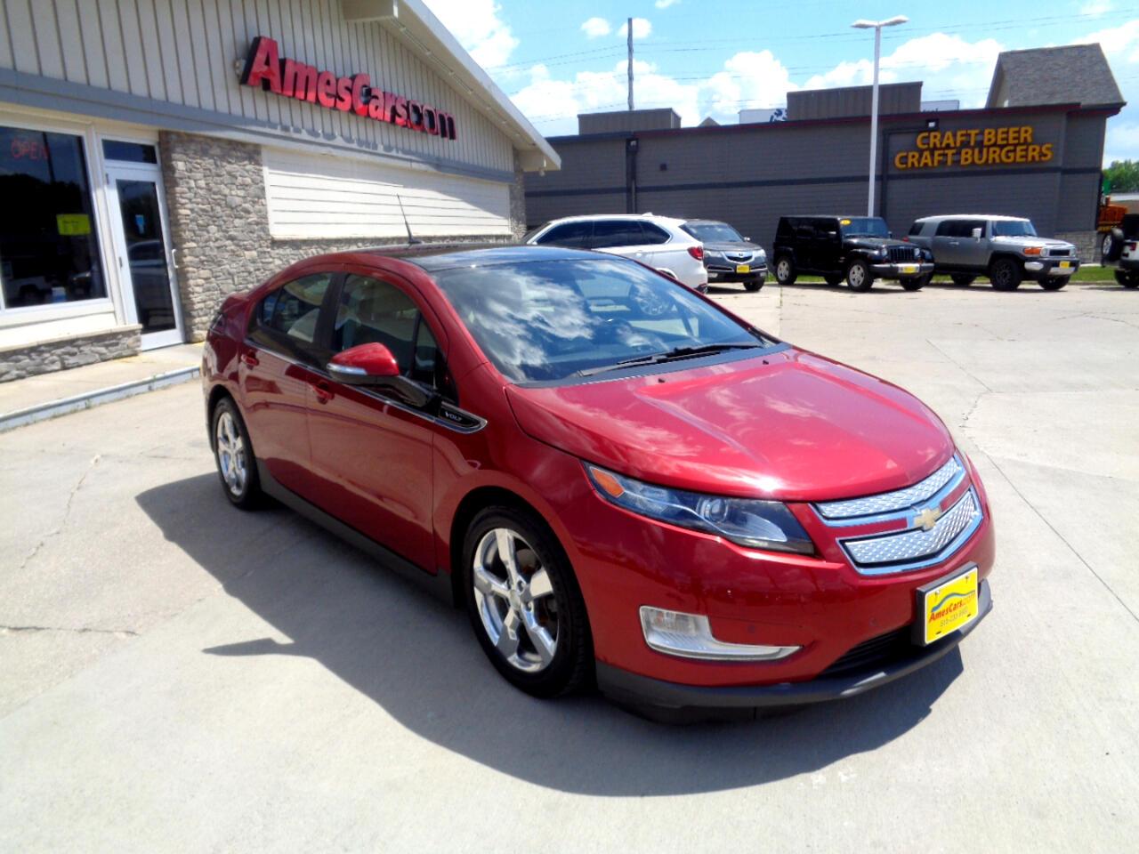 Chevrolet Volt 5dr HB 2012