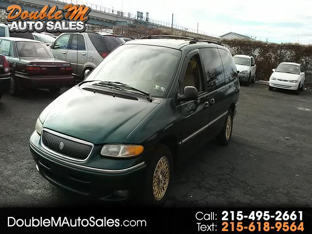 1996 Chrysler Town & Country