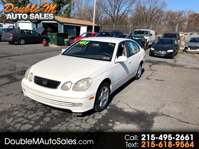 1998 Lexus GS 300/400 GS 300