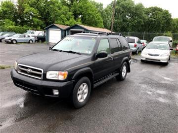 1999 Nissan Pathfinder (1999-5)
