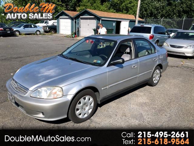 2000 Honda Civic Value Package
