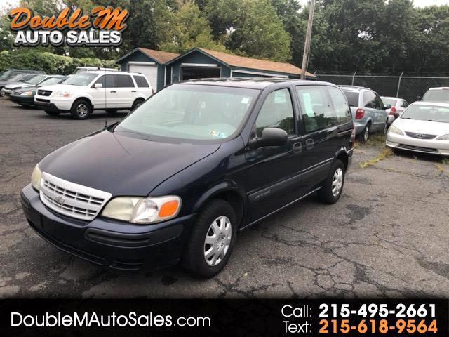 2002 Chevrolet Venture Regular Wheelbase Value