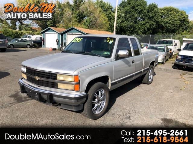 1990 Chevrolet C/K 1500 Ext. Cab 6.5-ft. Bed 4WD