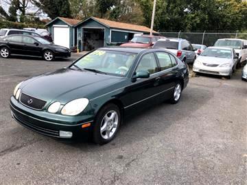 2000 Lexus GS 300/400